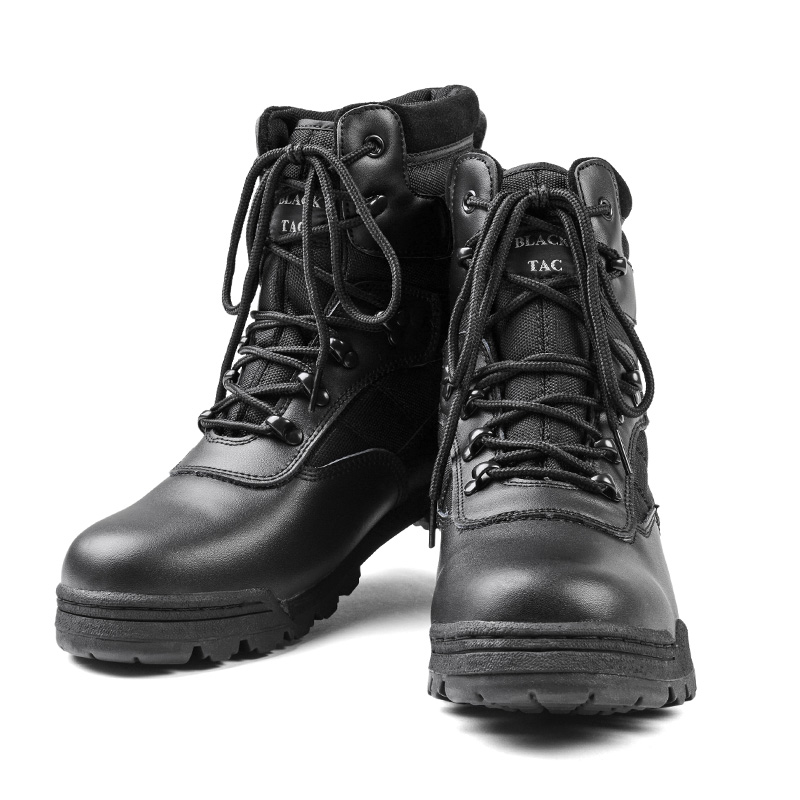 Sabage boots U.S. SWAT tactical boots black TY-8004 military boots sabage military boots