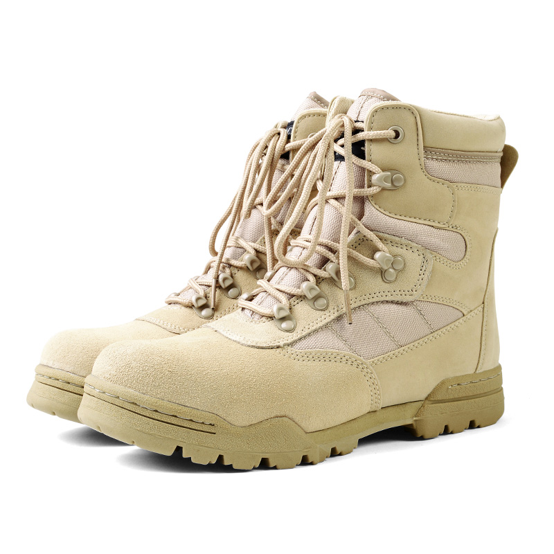 Sabage boots U.S. SWAT tactical boots sand TY-8004 military boots sabage military boots