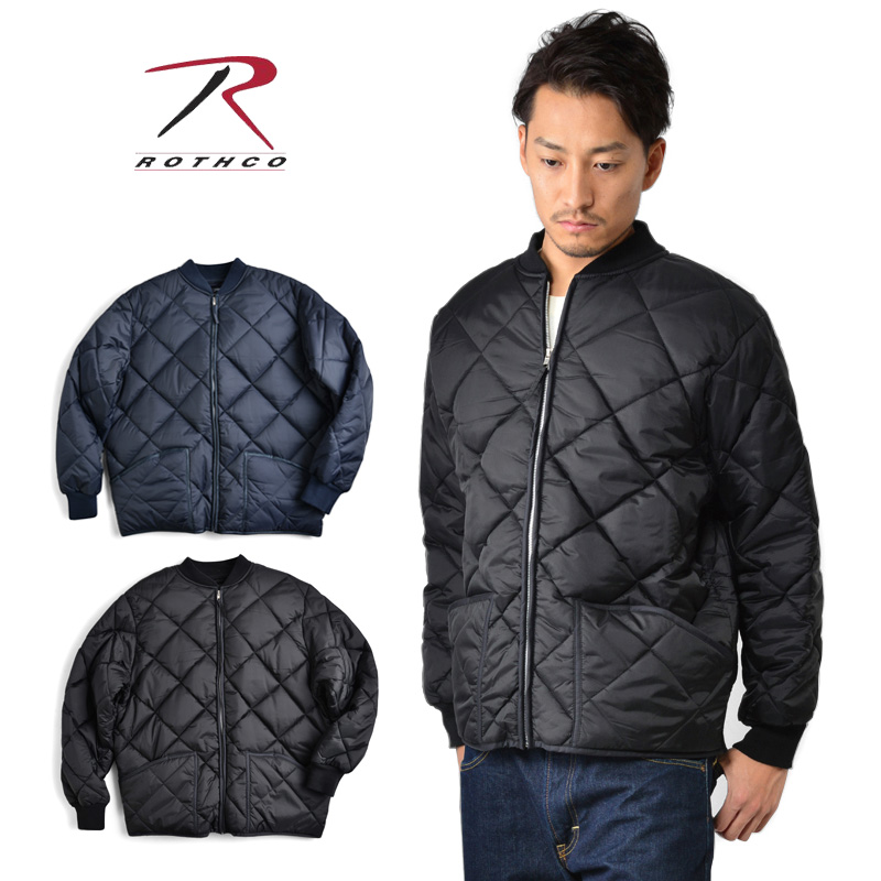 Quilted Flight Jacket Jackets Review