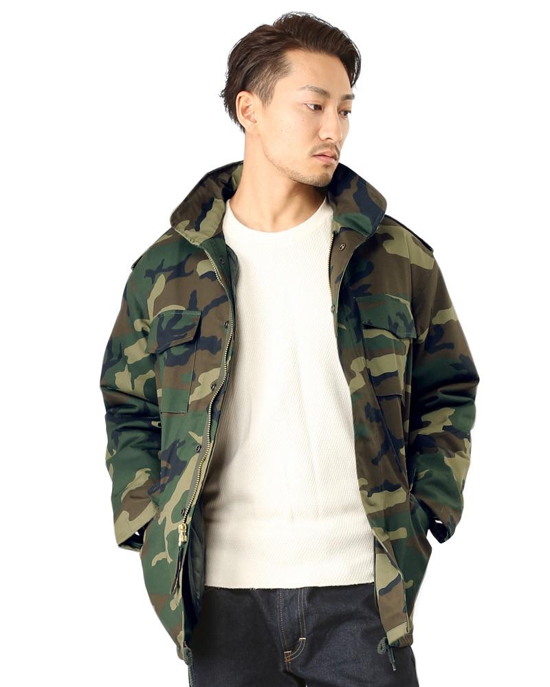 0fb34da864c20 Military select shop WIP: 20% OFF ◇ ROTHCO Roscoe M-65 field jacket ...