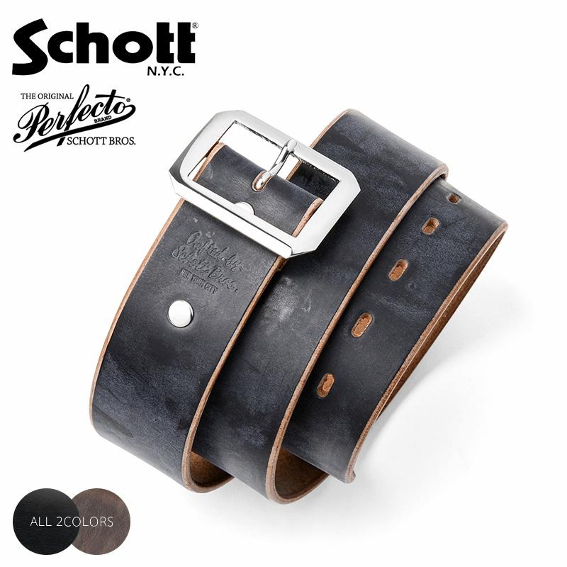 Schott ショット 3119004 PERFECTO BELT WIP メンズ ミリタリー アウトドア ブランド【新生活 新学期 買い替えに】【クーポン対象外】