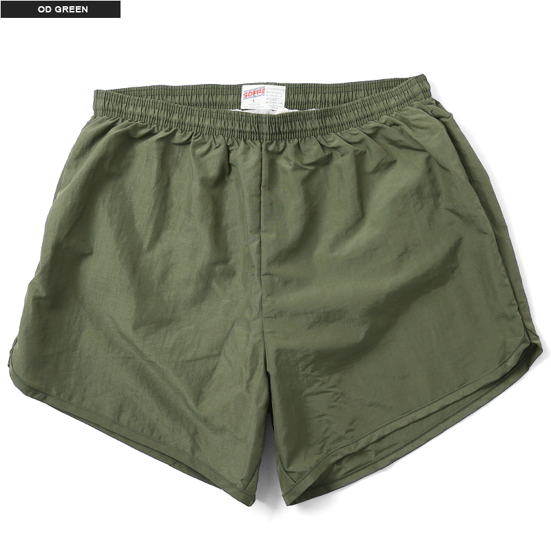 SOFFE Sophie dry running shorts mens military shorts sweaters swimwear swimsuit fitness drying dry U.S. United States Army shorts shorts