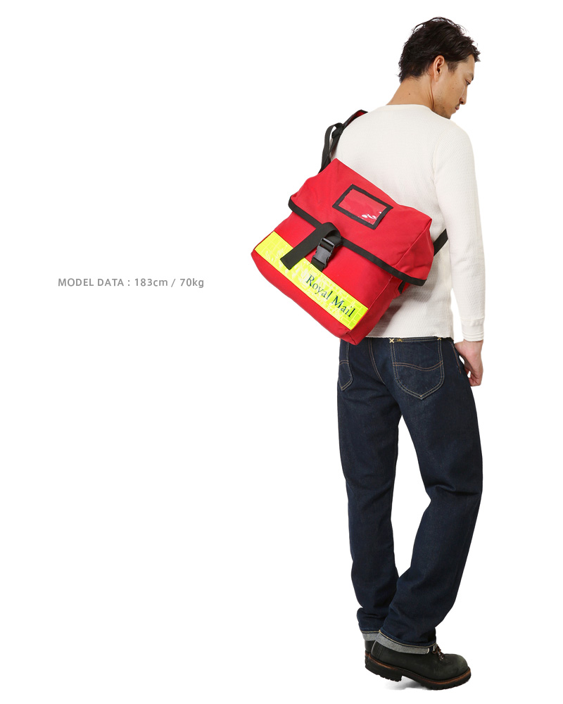 551577a3ebd It is 20% OFF ◇ military real thing U.K. ROYAL MAIL messenger bag SMALL  yellow reflector USED Royal Mail WIP men military outdoor with a coupon