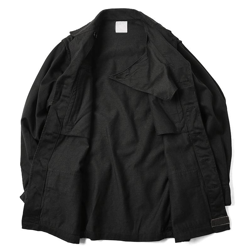 밀리터리 자 켓 실물 신품 프랑스 군 F-2 재킷 mss WIP 남성