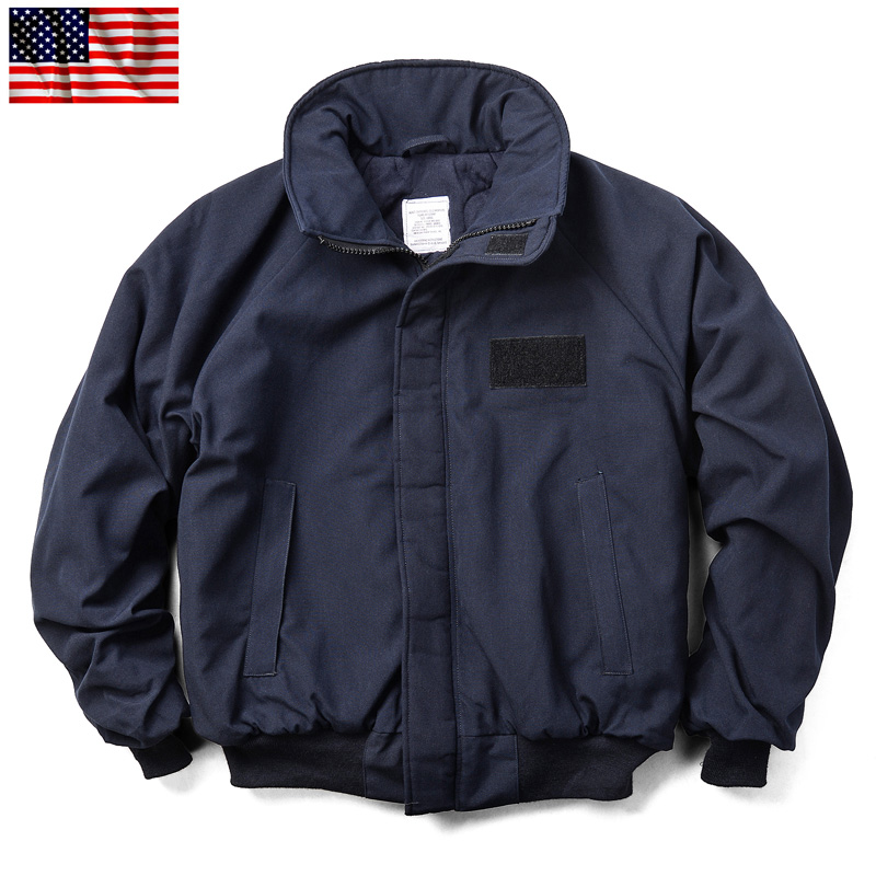 Us navy shipboard cold weather jacket