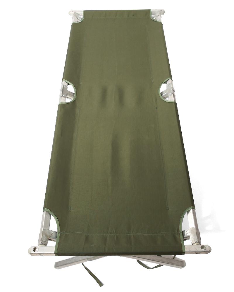 실제 미군 フォールディングコット (접이식 야 전 침대) USED 밀리터리 침대 접이식 침대 인테리어 미군 SURPLUS 실내 용 방재 재해 WIP 남성 mss