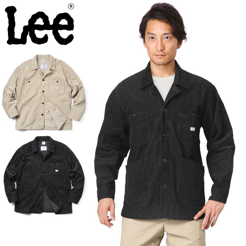 今なら36%OFF★Lee リー WORK LINE LM4573 CLASSICS LOCO ジャケット CORDUROY WIP メンズ ミリタリー アウトドア 【クーポン対象外】【新生活 新学期 買い替えに】