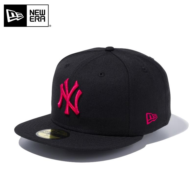 NEW ERA 低価格化 ニューエラのニューヨーク ヤンキース キャップです So 日本最大級の品揃え WIP ミリタリー メンズ 帽子 キャップ ハット WAIPER 今なら10%OFF☆ メーカー取次 球団 セール 大リーグ 59FIFTY 送料無料 ニューエラ メジャーリーグ T MLB 野球 12336661 シリーズ ニューヨーク クーポン対象外 ブラックXストロベリー
