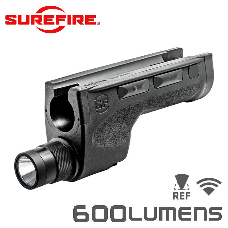 SUREFIRE シュアファイア DSF-870 Ultra-High Two-Output-Mode LEDウェポンライト / 600ルーメン for Remington 870【クーポン対象外】 LEDライト 懐中電灯 サバゲー用品 モデルガン ライフル 銃 装着型 WIP メンズ ミリタリー アウトドア 春 父の日
