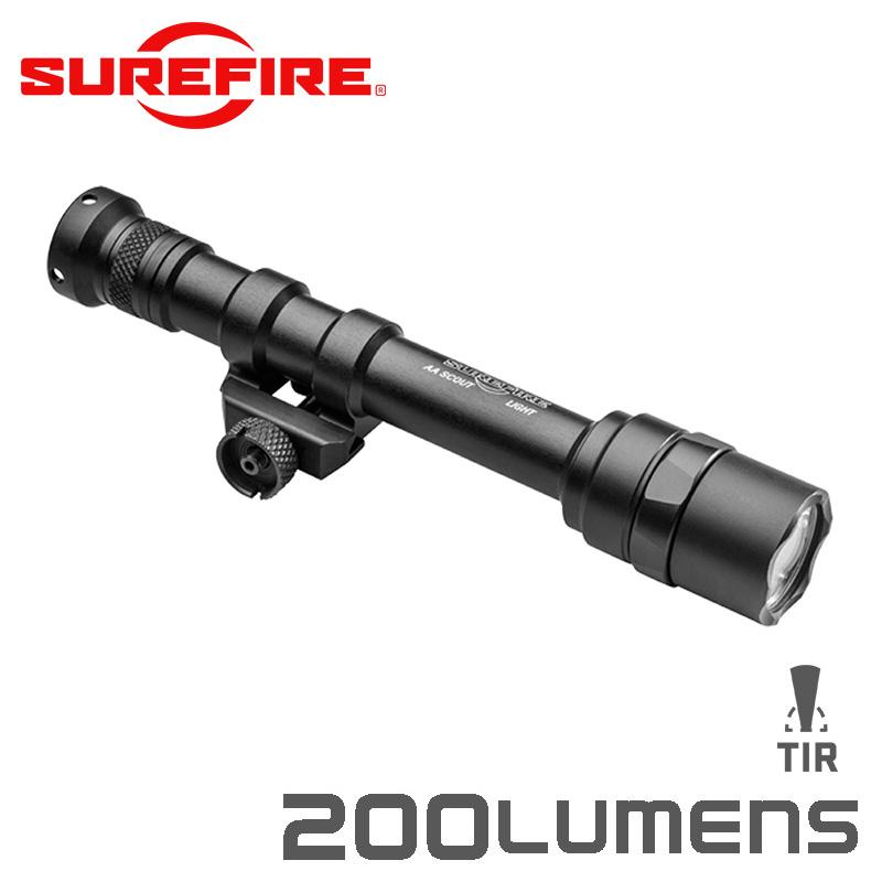 SUREFIRE シュアファイア M600AA-DSS LEDスカウトライト LEDライト/ ウェポンライト 200ルーメン【クーポン対象外 メンズ】 アウトドア LEDライト 懐中電灯 サバゲー用品 モデルガン ライフル 銃 装着型 WIP メンズ ミリタリー アウトドア レディース【父の日ギフト プレゼントに】, チュニックナナショップ:1e981181 --- tosima-douga.xyz