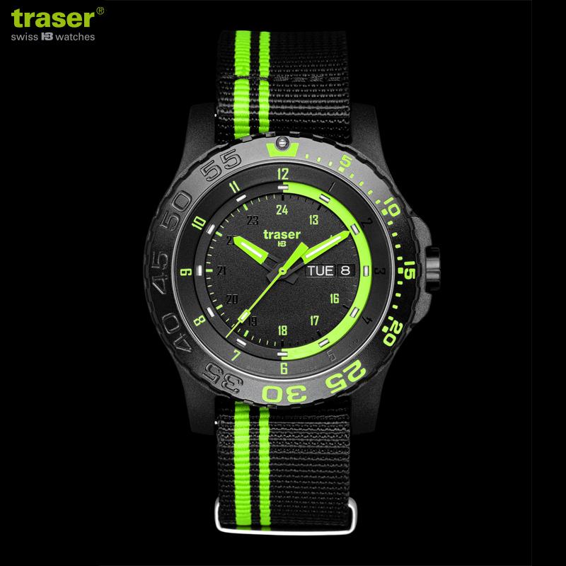 TRASER トレーサー MIL-G Green spirit ミリタリーウォッチ 9031564 腕時計【クーポン対象外】【Px】 WIP メンズ ミリタリー アウトドア【新生活 新学期 買い替えに】