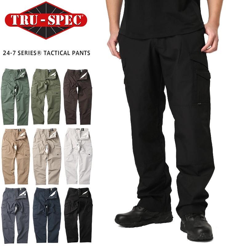 【あす楽】TRU-SPEC トゥルースペック ORIGINAL 24-7 SERIES TACTICAL パンツ 【クーポン対象外】 WIP メンズ ミリタリー アウトドア 夏 敬老の日