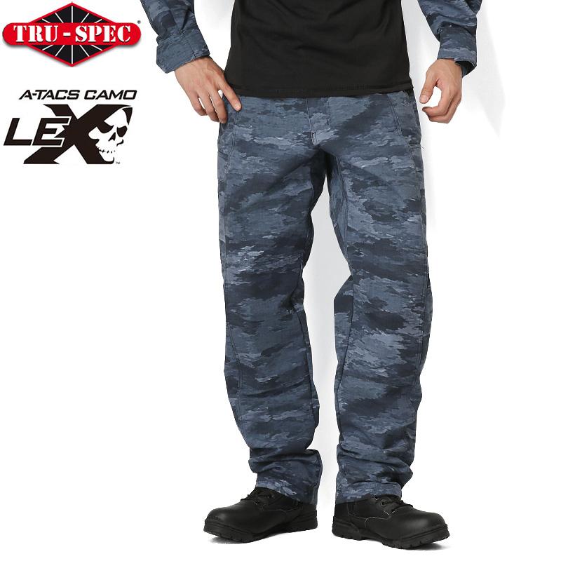 【あす楽】TRU-SPEC トゥルースペック URBAN FORCE TRU パンツ A-TACS LE-X [1410]【クーポン対象外】 【クーポン対象外】 WIP メンズ ミリタリー アウトドア 夏 敬老の日