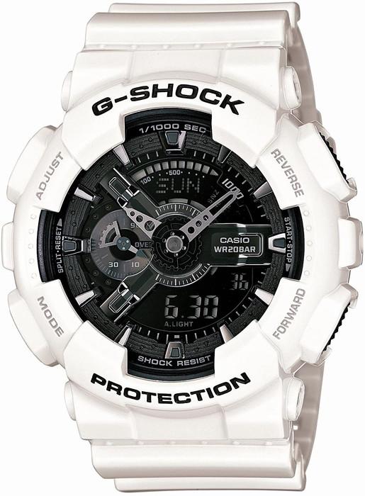 高質 CASIO 腕時計 G-SHOCK ジーショックWhite and G-SHOCK Black Series(ホワイト ホワイト/ブラック&ブラックシリーズ)【GA-110GW-7AJF ジーショックWhite】 メンズ ホワイト/ブラック, Festina Lente:8a66d6b4 --- hi-tech-automotive-repair.demosites.myshopmanager.com