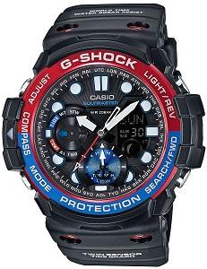 CASIO 腕時計 G-SHOCK ガルフマスター GN-1000-1AJF メンズ