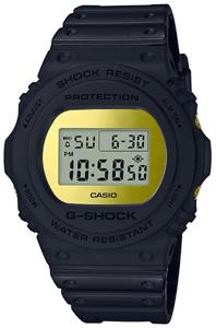 CASIO 腕時計G-SHOCK ジーショックメタリックミラーフェイスDW-5700BBMB-1JF メンズ