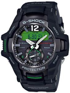 CASIO 腕時計G-SHOCK ジーショックGRAVITYMASTER グラビティマスターBluetooth搭載 ソーラータイプGR-B100-1A3JF メンズ