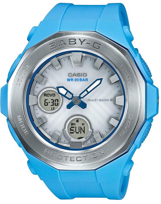 CASIO 腕時計 BABY-G ベビージー ソーラー電波BGA-2250-2AJF  レディース