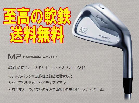 【送料無料・カスタム】イオンスポーツ TOUR PRIDE M2 FORGED 5-P +カスタムシャフト