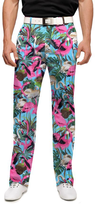 【激レア】ラウドマウス Pink Flamingos パンツ ジョン・デーリー着用 US直輸入