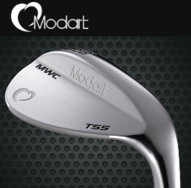 【送料無料】モダート Modart MWC T55 WEDGE ウェッジ へッド単体 +カスタムシャフト装着!