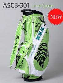 【激レア】アロハスタンダード Aloha Standard ASCB-301 9型スタンドバッグ LimeGreen 新品!