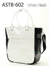 【最終処分・激安】アロハスタンダード Aloha Standard ASTB-602 トートバッグ White/Black 新品!!