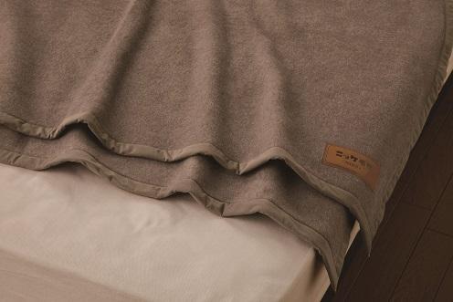 【送料無料】ニッケ厳選 高級カシミヤ毛布シングルサイズ【日本製】カシミヤ毛布100%なめらかな風合いと光沢の美しさ保温性のよさがカシミヤ毛布の特徴ですCashimere Blanket (AT40107)