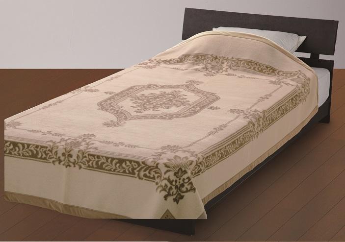 【送料無料】ニッケ厳選 高級カシミヤ混毛布シングルサイズ【日本製】カシミヤ毛布15%カシミヤとウールを混ぜ合わせとても暖かく保温性・吸湿性にも優れています。カシミア毛布High Grade Blanket(AT71029)