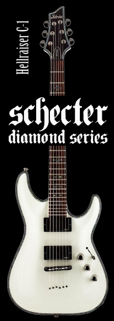 Schecter AD-C-1-HR WH【送料無料】