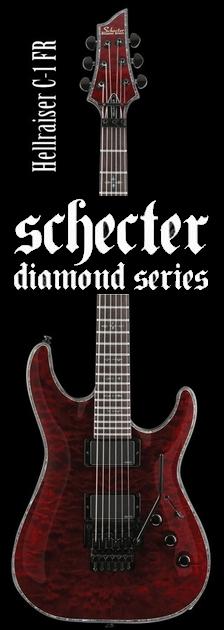 Schecter AD-C-1-FR-HR BCH【送料無料】