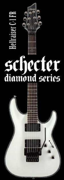 Schecter AD-C-1-FR-HR WHT【送料無料】