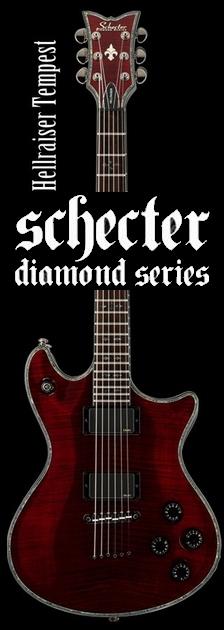 Schecter AD-TP-HR BCH【送料無料】