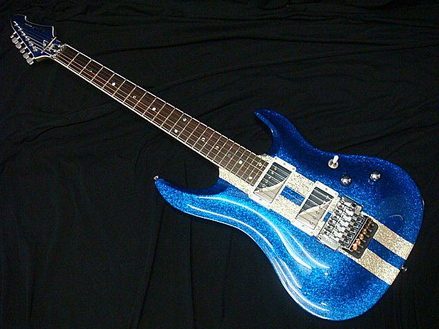 Aria Pro2 MAC-RC/BLSL 2014楽器フェアモデル メタリックレーシングカラー Made in Japan 軽量個体【新品】【送料無料】