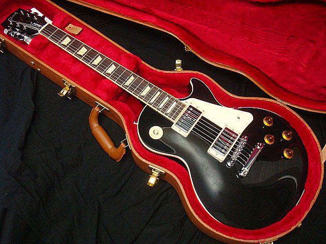 Gibson Les Paul Standard 2016 EB Ebony ギブソン レスポールスタンダード エボニー【新品】【送料無料】