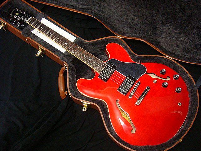 Gibson MEMPHIS ES-335 Dot 2019 Antique Faded Cherry ギブソン セミアコ フェイデットチェリー【新品】【送料無料】
