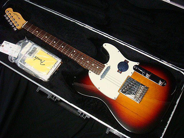 Fender USA American Standard Telecaster 3CS/R フェンダー アメスタ テレキャスター【デッドストック】【新品アウトレット】【送料無料】