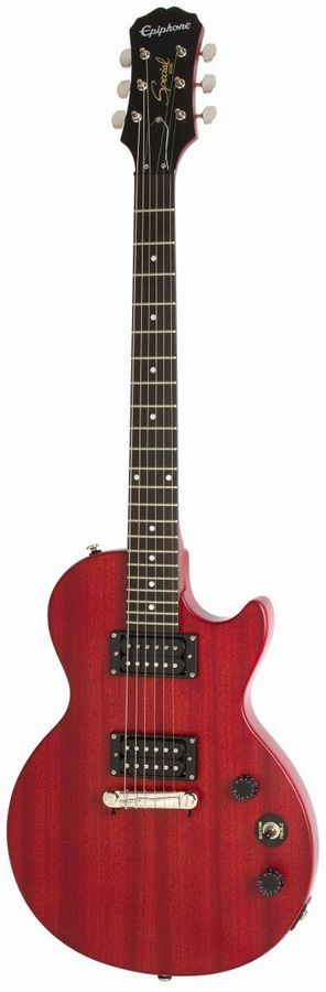 Epiphone Les Paul Special-I Humbucker Limited Edition WC エピフォン ウォーンチェリー【新品アウトレット】【送料無料】