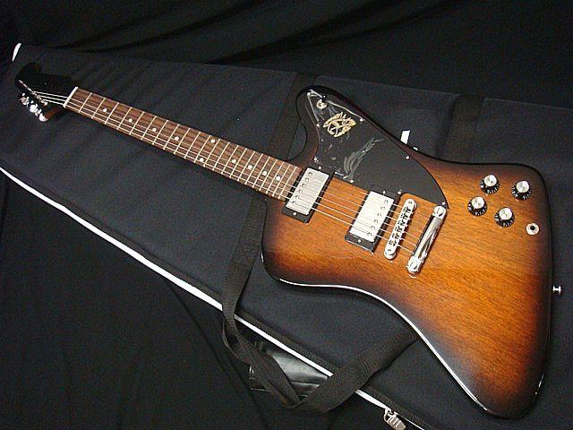 Gibson Firebird Studio 2017 Vintage Sunburst ファイヤーバード【新品】【送料無料】【ギブソンアクセサリーパック付】