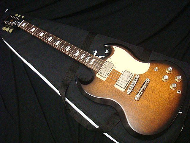 Gibson SG Special 2017 T Satin Vintage Sunburst【新品】【送料無料】【ギブソンアクセサリーパック付】