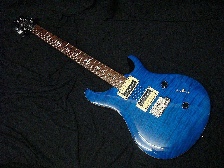 PRS SE Custom 24 Blue Matteo ポールリードスミス ブルーマテオ【送料無料】【新品】