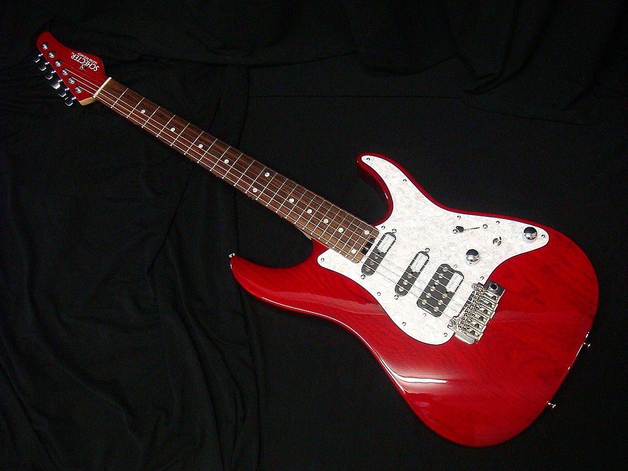 SCHECTER BH-1-STD-24F/RED/PF シェクター レッド【送料無料】【新品アウトレット】
