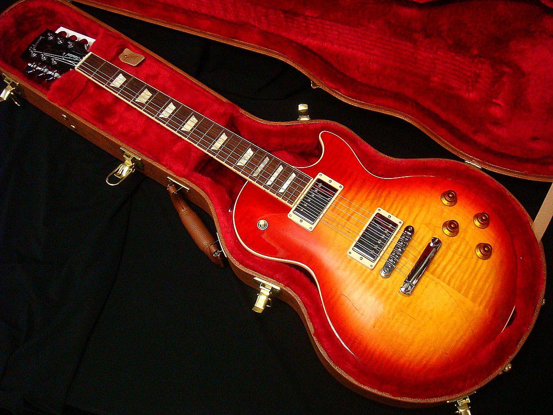 【信頼】 Gibson Les Paul Standard 2018 Heritage Cherry Sunburst ギブソン レスポールスタンダード HCS【新品】【送料無料】, アシキタグン 132d830d