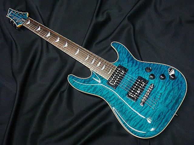 Schecter シェクター AD-OM7-EXT/TOB【7弦ギター】【新品】【限定生産モデル】【送料無料】