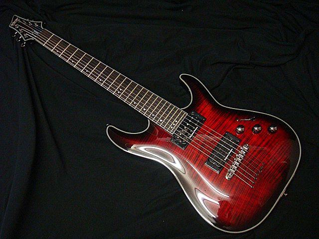 Schecter シェクター AD-C-7-BJ-SLS/P CRB 7弦ギター【7弦ギター】【新品アウトレット】【送料無料】