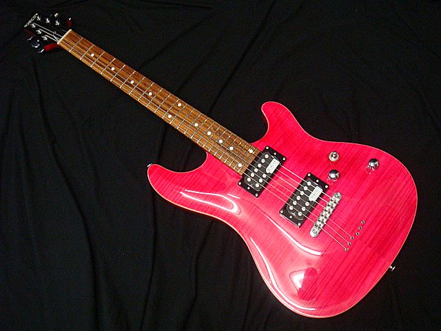 SCHECTER RJ-1-24-TOM/R PINK シェクター ピンク【新品アウトレット】【送料無料】