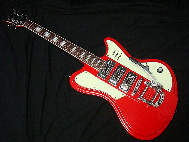 Schecter AD-ULTRA-3 VR シェクター ウルトラ3 Vintage Red【送料無料】【新品アウトレット】