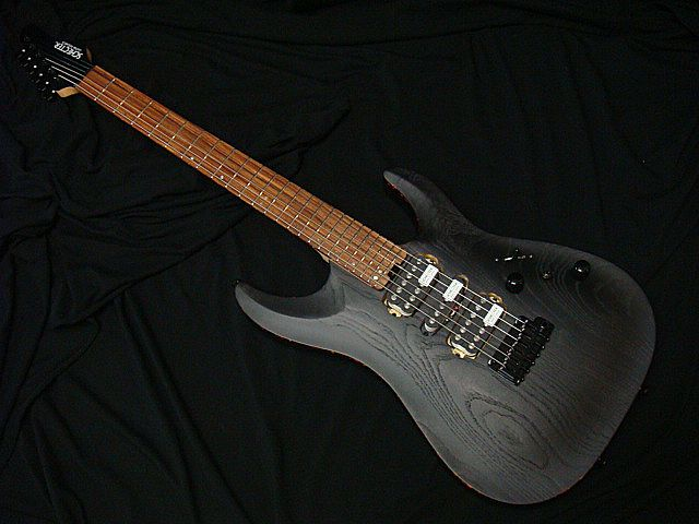 SCHECTER CT-3-24-AS-VTR/CBT/PF パーフェロー指板 シェクター カーブトップ【送料無料】【新品アウトレット】【限定モデル】