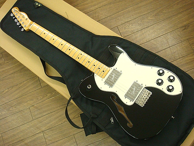 Fender Mexico Telecaster Thinline Deluxe 씬 라인