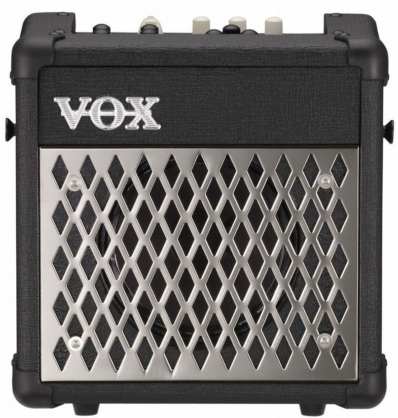 VOX MINI5 Rhythm モデリングアンプ リズムパターン内蔵 BK【送料無料】【新品】